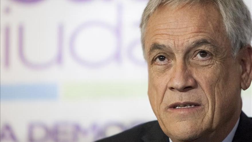 El expresidente chileno Piñera repudia la detención del alcalde de Caracas
