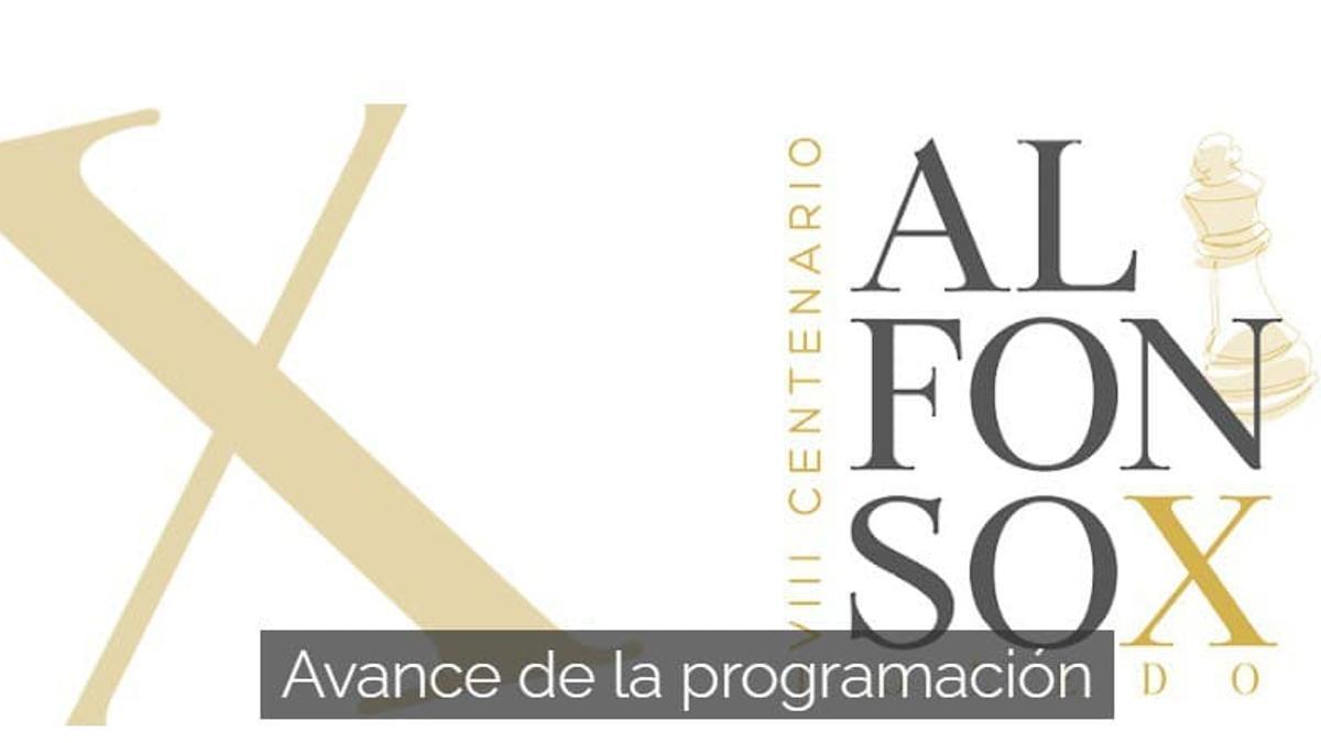 El Ayuntamiento de Toledo habilita una web con la programación del Centenario de Alfonso X