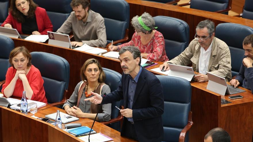 """López reconoce la """"legitimidad"""" del Consejo Ciudadano de Podemos para facilitar la renovación de la dirección de grupo"""