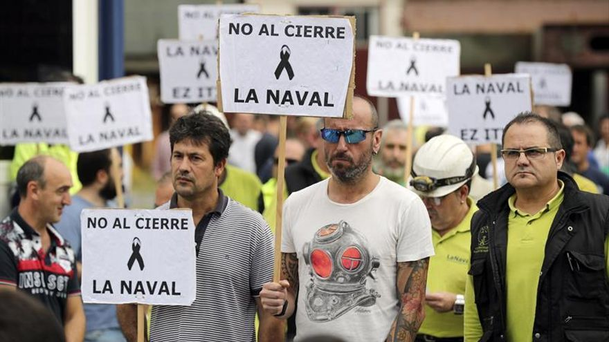 """El comité de La Naval ve """"prácticamente imposible"""" evitar el concurso"""