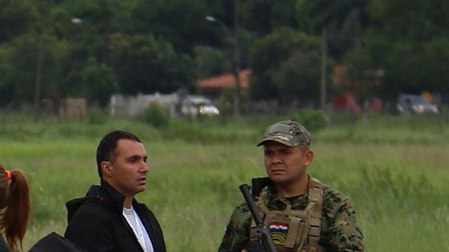 Paraguay expulsará a Estados Unidos al piloto iraní detenido