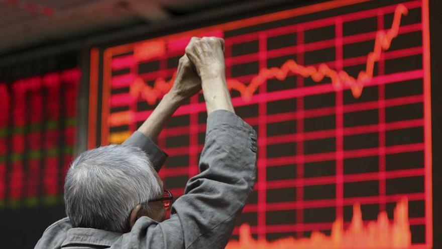 Shanghái abre con ganancias del 0,04 por ciento
