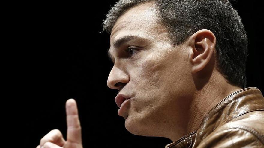 """Más de 350 responsables de Juventudes Socialistas lanzan """"Jóvenes con Pedro"""""""