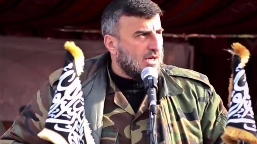 Nombran al nuevo líder del destacado grupo rebelde sirio tras la muerte de su antecesor