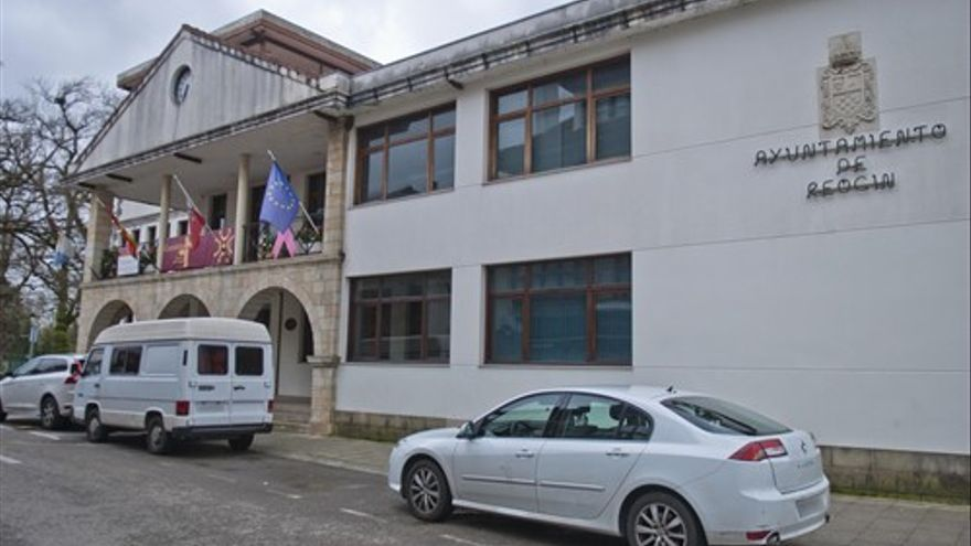Ayuntamiento de Reocín.