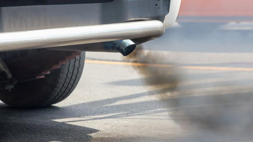 El automóvil es uno de los principales culpables de la contaminación del aire en todo el mundo.
