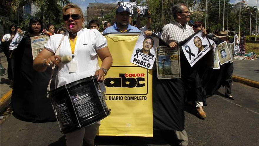 Partido Colorado paraguayo expulsa a alcalde acusado de matar a periodista