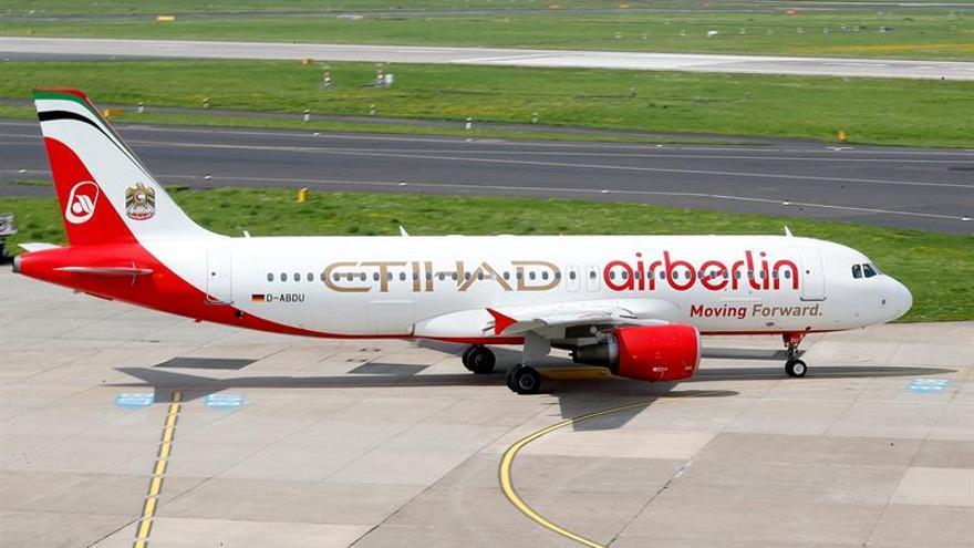 La CE aprueba la ayuda alemana de 150 millones de euros a Air Berlin