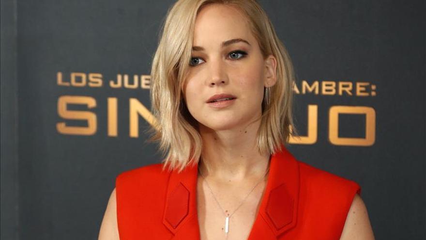 """Jennifer Lawrence debutará tras la cámara con la película """"Project Delirium"""""""