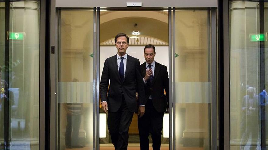 """Primer ministro holandés y presidente UE: """"Es un estímulo para reformar UE"""""""