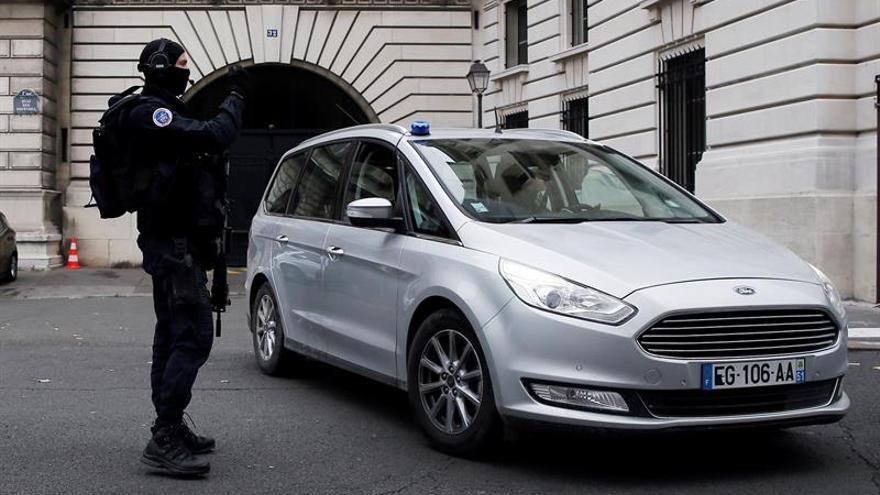 Declara en París el presunto autor del atentado del museo judío de Bruselas