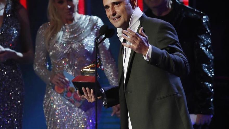 Jorge Drexler brilla en unos repartidos Latin Grammy que confirman a Rosalía
