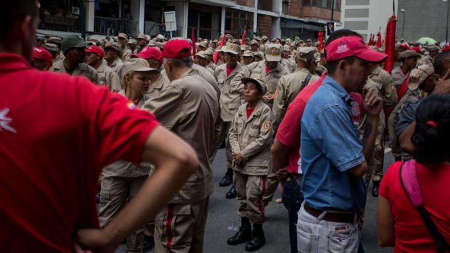 La entrega de armas a civiles solo exacerbará la tensión en Venezuela, según la ONU
