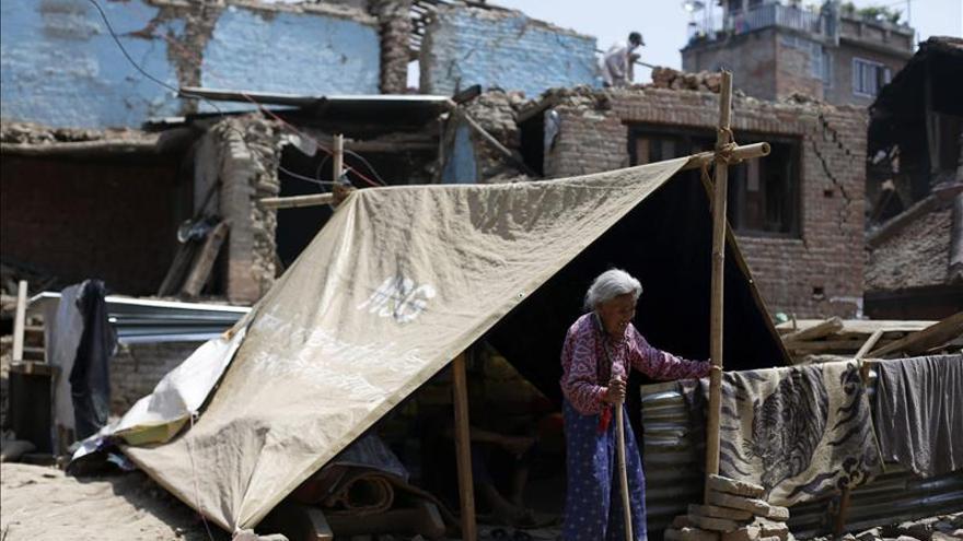Al menos 110 muertos en el último terremoto en Nepal