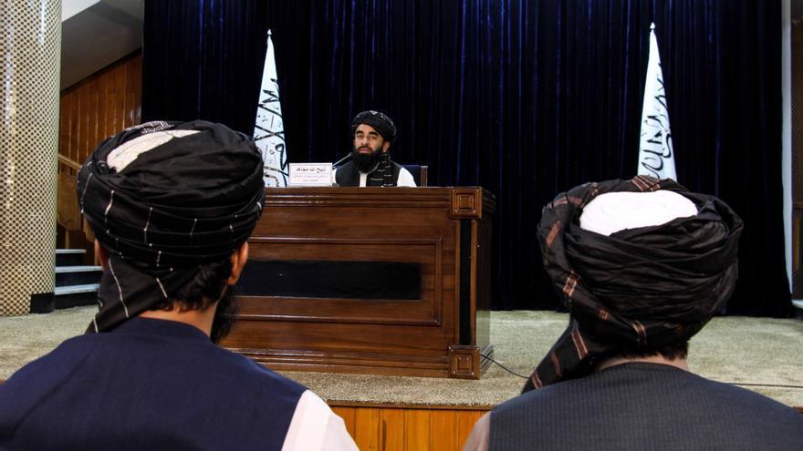 Los talibanes agradecen la millonaria promesa de asistencia para Afganistán