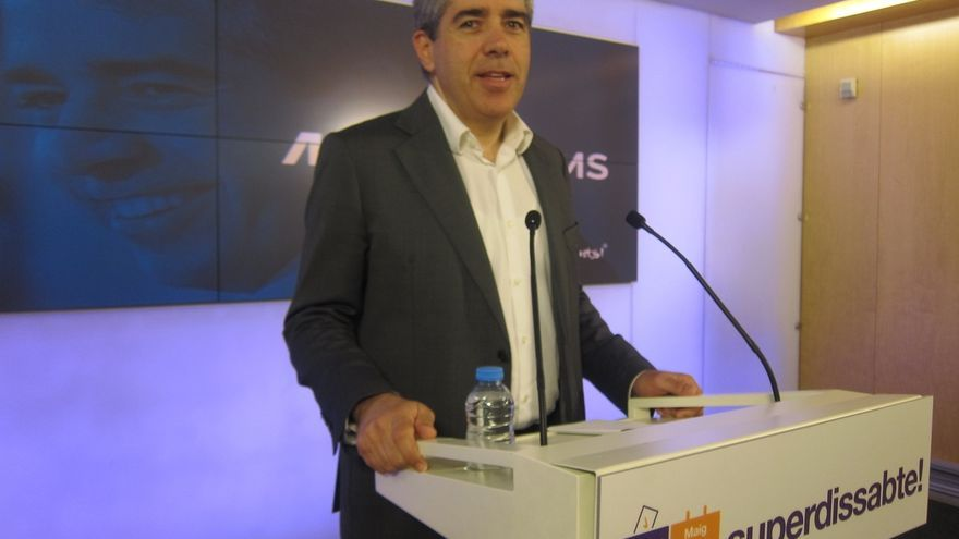 """Homs no aspirará a ningún cargo en el congreso de CDC porque su """"prioridad"""" es el 26J"""