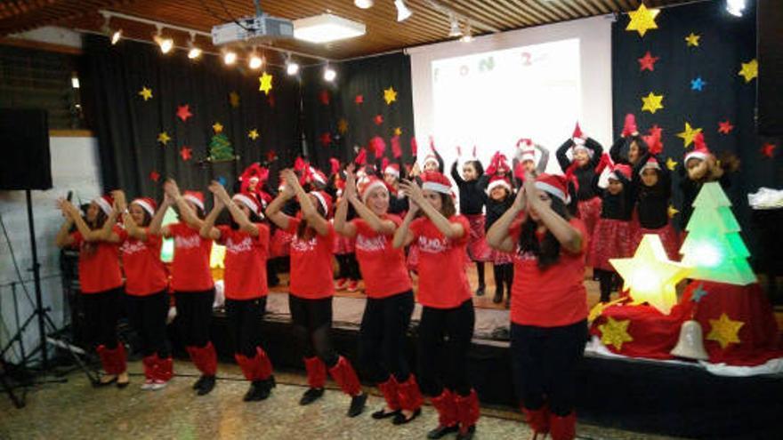 Navidad asociación Amador