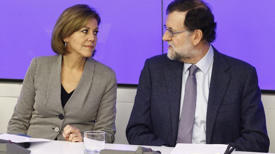 """Rajoy admite que aún tiene que preparar el Congreso Nacional del PP: """"El tiempo es oro y la agenda va muy cargada"""""""