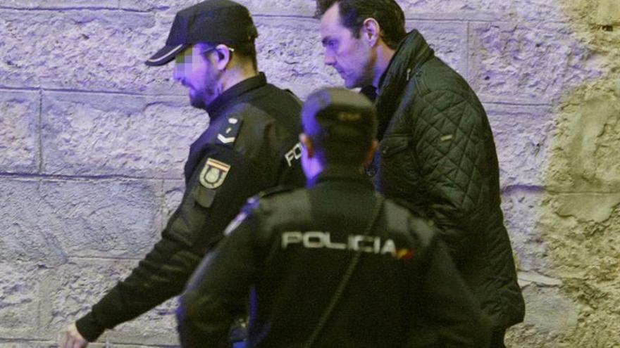 """El yerno de la viuda de Sala es """"violento e irritable"""", según la Policía"""