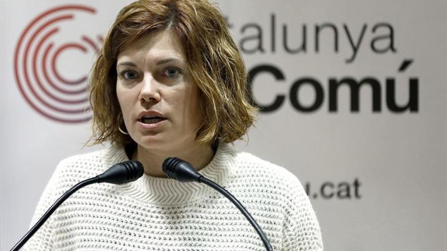 Catalunya en Comú y Podem registran una coalición para el 21D