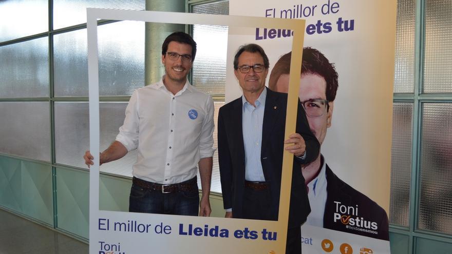 Postius (CiU) busca pactos para arrebatar la alcaldía de Lleida al PSC