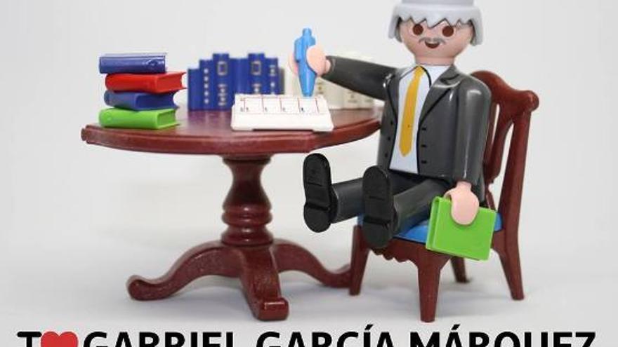 I love Gabriel García Márquez