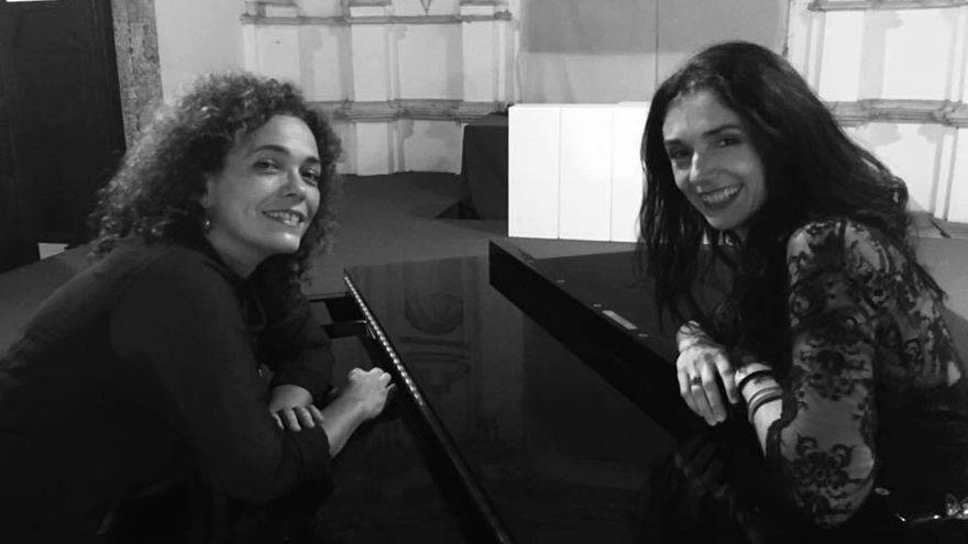 Margarita Galván y Rosina Herrera actuarán juntas en las Antiguas Salinas.