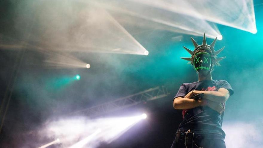 Cancelada la actuación del rapero Kidd Keo en el Festival Amanecer Bailando
