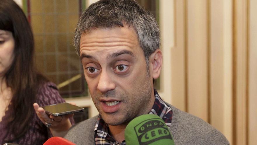 """Xulio Ferreiro, a los militantes de Podemos: """"No nos metimos en política para defender un color o unas siglas"""""""