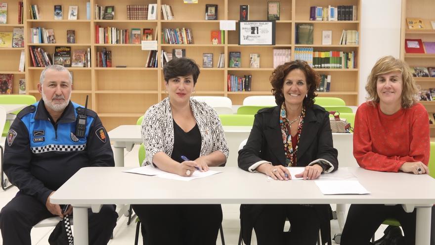 El IESO Iparralde de Pamplona se integra en el programa Tiempo Fuera y sustituirá las expulsiones por acciones sociales