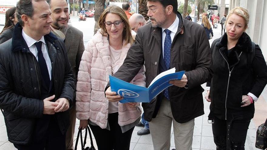 El PP va al notario para la moción de censura contra el socialista Echávarri