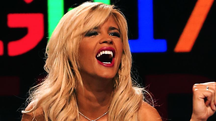 """Ylenia en una imagen de archivo del Debate de """"GH VIP 17"""""""