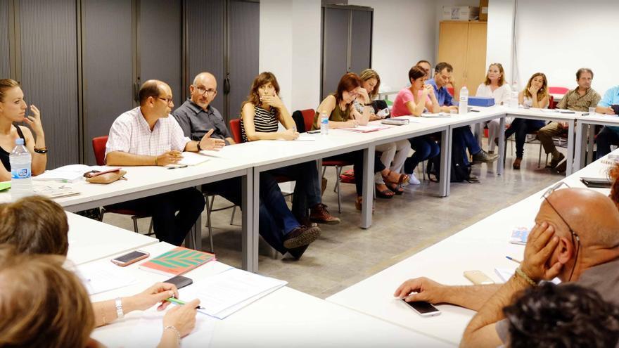 Jesús Abandonado también se adhiere a la EAPN de la Región de Murcia