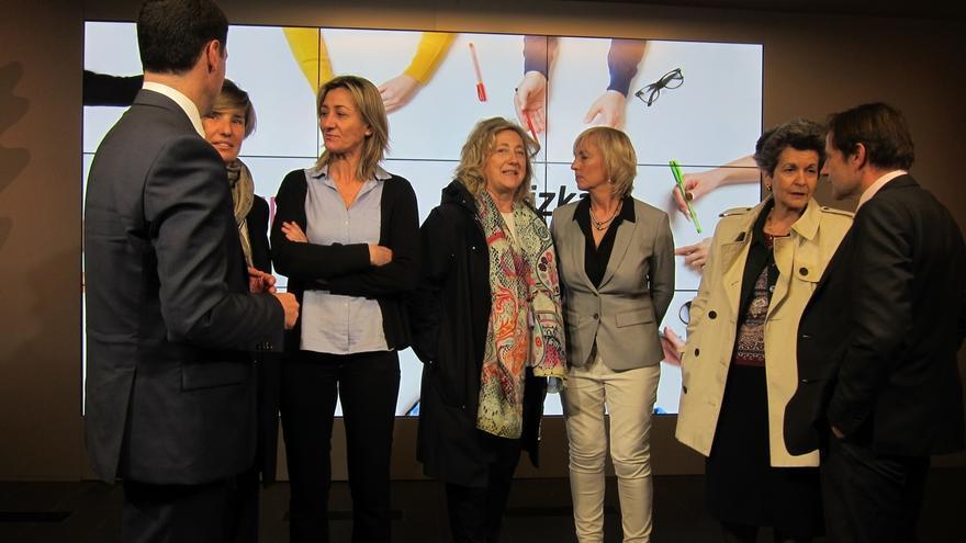 Las 7.200 empresarias de Bizkaia facturan 4.500 millones y emplean a 48.000 personas, el 50% mujeres