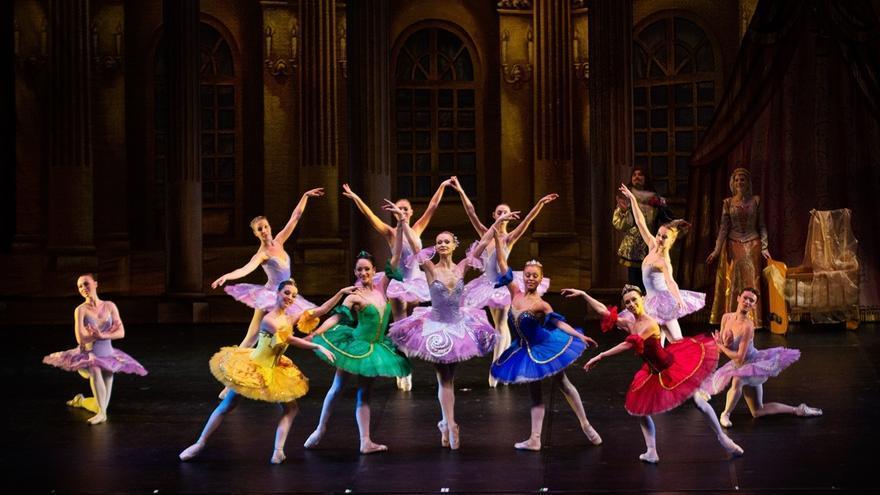 El Russian Classical Ballet interpretará 'La Bella Durmiente' el 13 de enero en el Palacio Euskalduna