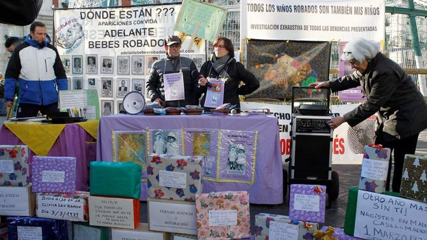 La Eurocámara envía una delegación a España para investigar sobre los bebés robados