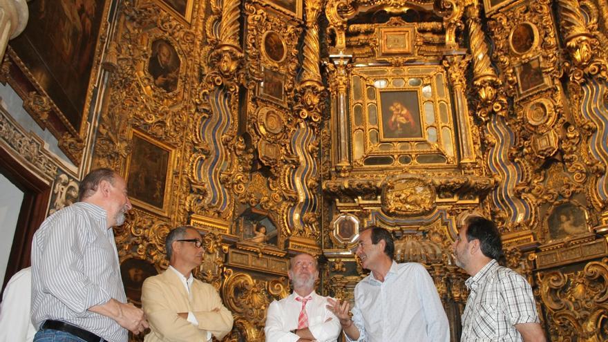 Acto oficial de inauguración este martes tras la restauración de San Luis de los Francess