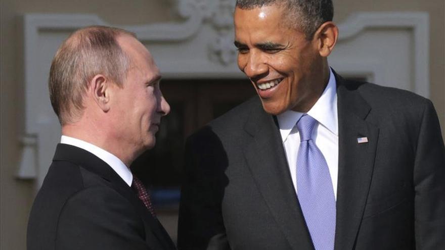 Obama y Putin se reunirán en Nueva York para hablar de Ucrania y Siria