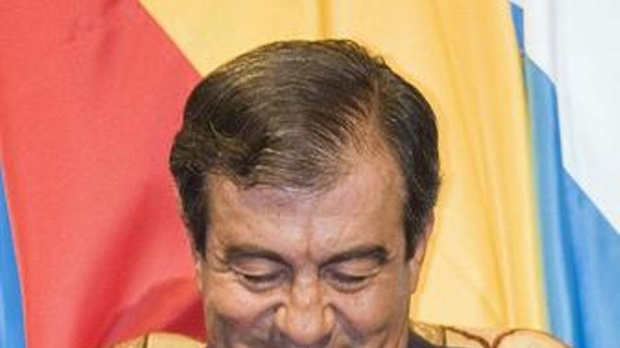 El ex vicepresidente del Gobierno, Francisco Álvarez Cascos