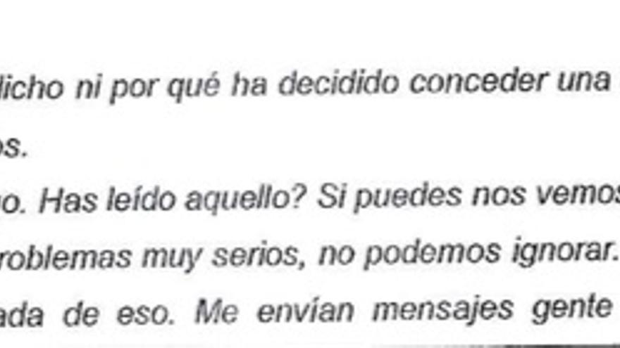 Respuesta de Puigdemont a Terradellas del 8 de octubre