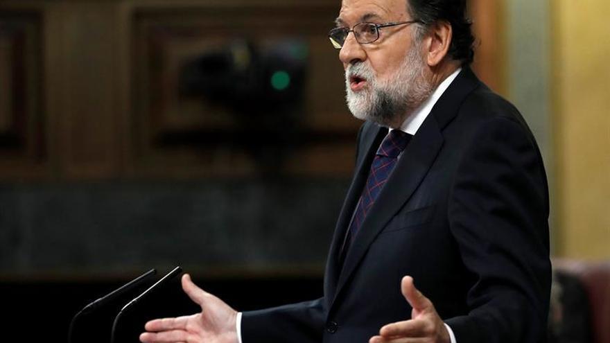 Rajoy clausura en Valencia la interparlamentaria del PP
