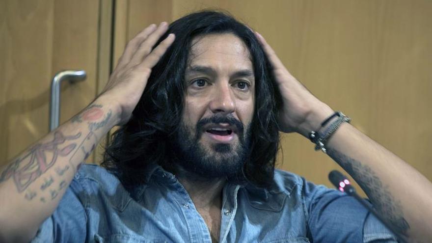 """Rafael Amargo se estrena como actor de teatro en Madrid con """"Gallina"""""""