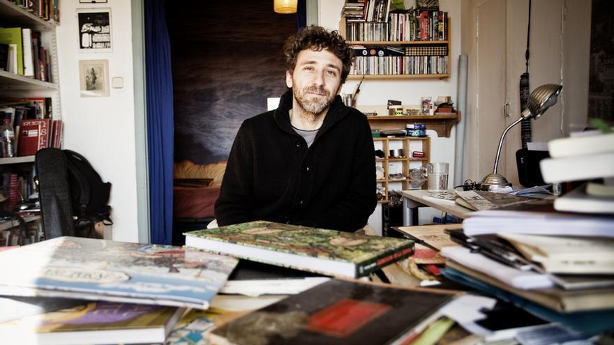 Miguel Brieva, autor de 'La gran aventura humana'
