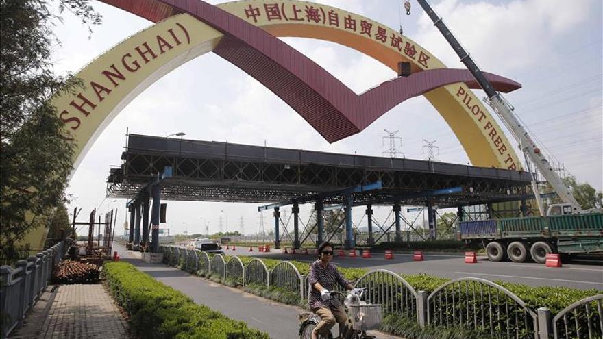 La Zona de Libre Comercio de China se dota de un marco legal ante el crimen