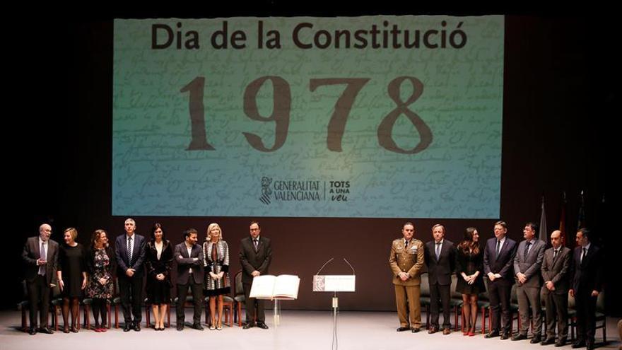 """Puig exige """"cerrar"""" la nueva financiación antes de reformar la Constitución"""