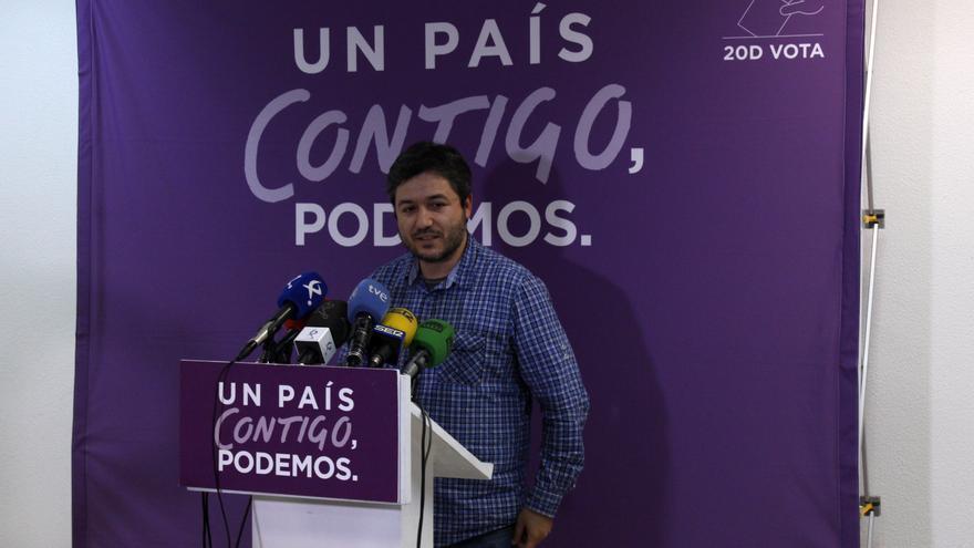 Julián Macías Podemos Extremadura