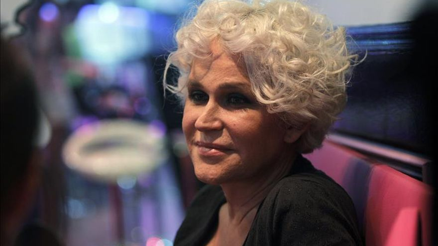 """Antonia San Juan: """"Perfecto es Dios. Y porque nadie le ha visto"""""""