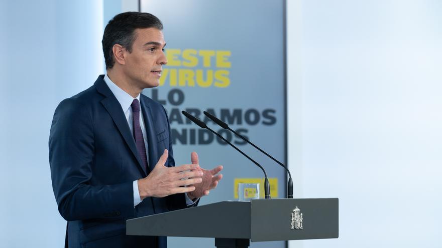 El Gobierno pedirá prorrogar el nuevo estado de alarma hasta el 9 de mayo