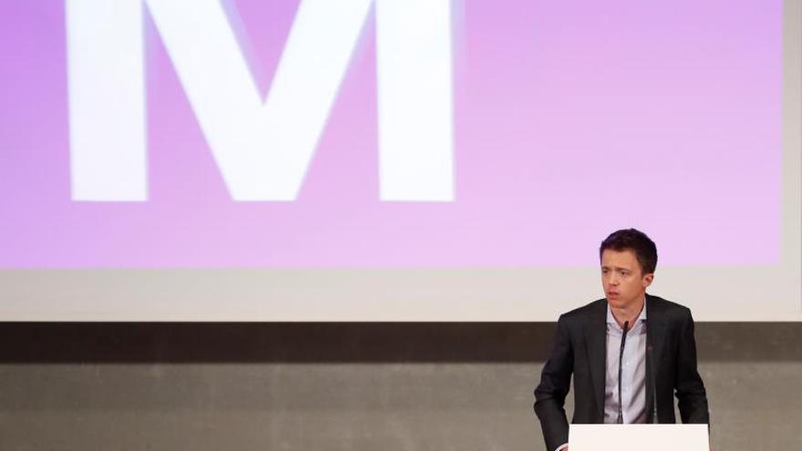 Errejón concurre en coalición en 15 provincias con Equo,Compromís y la Chunta