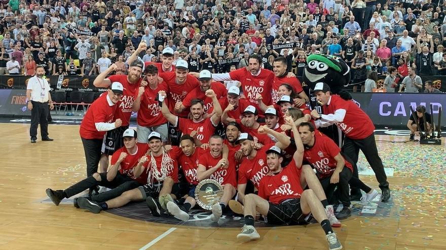 Bilbobus incorpora este domingo una línea de lanzadera con motivo del partido Bilbao Basket-Kirolbet Baskonia